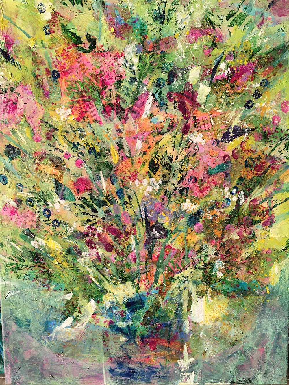 Garden Glory - Naples FL Art