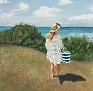 Ocean Blues - Naples FL Art