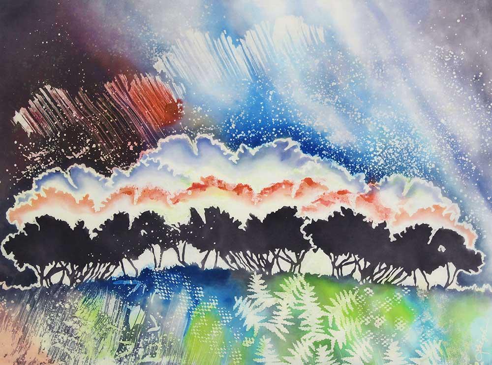 Leigh Herndon naples fl artist