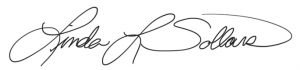 Linda Sollars naples fl artist signature