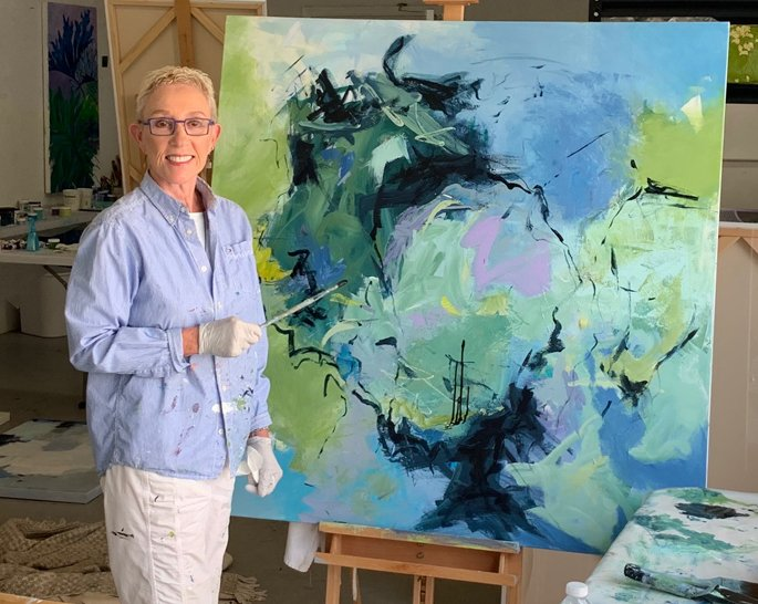 Jill Gordon naples artist spotlight