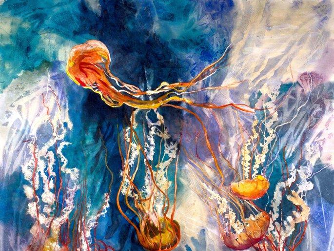 Jane Huggins naples fl artist