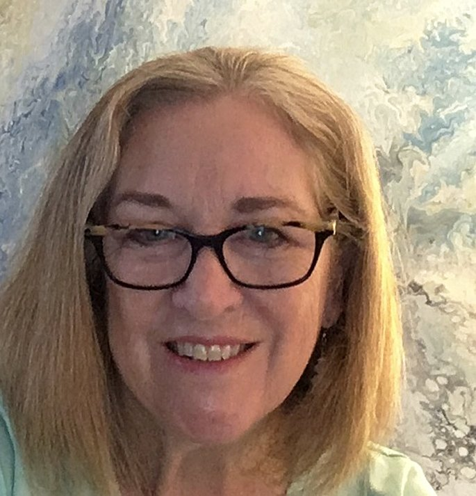 Kathleen Moore naples artist spotlight