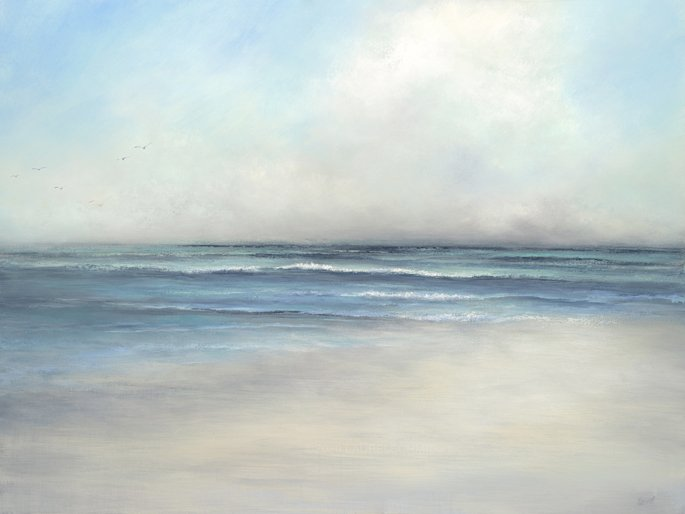 Ocean Blues - Naples FL Art