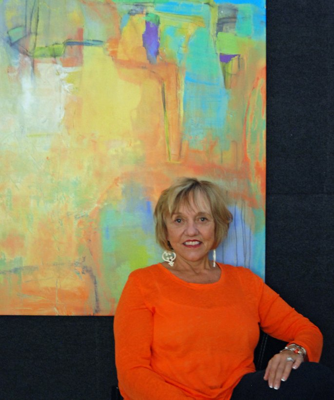 Maggie Demarco naples artist spotlight