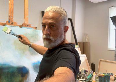Arturo Samaniego naples artist spotlight