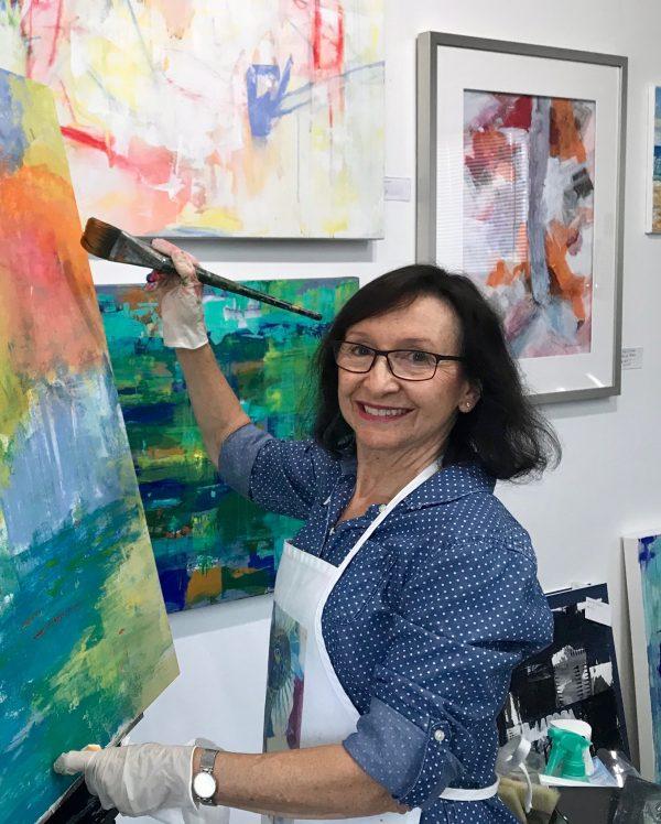 Bronia Ichel naples fl artist