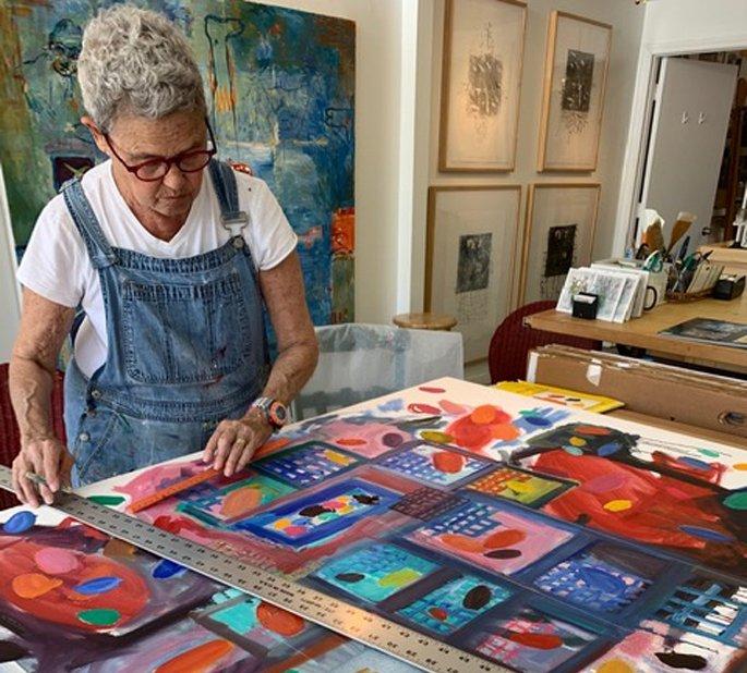 Tammra Sigler naples artist spotlight