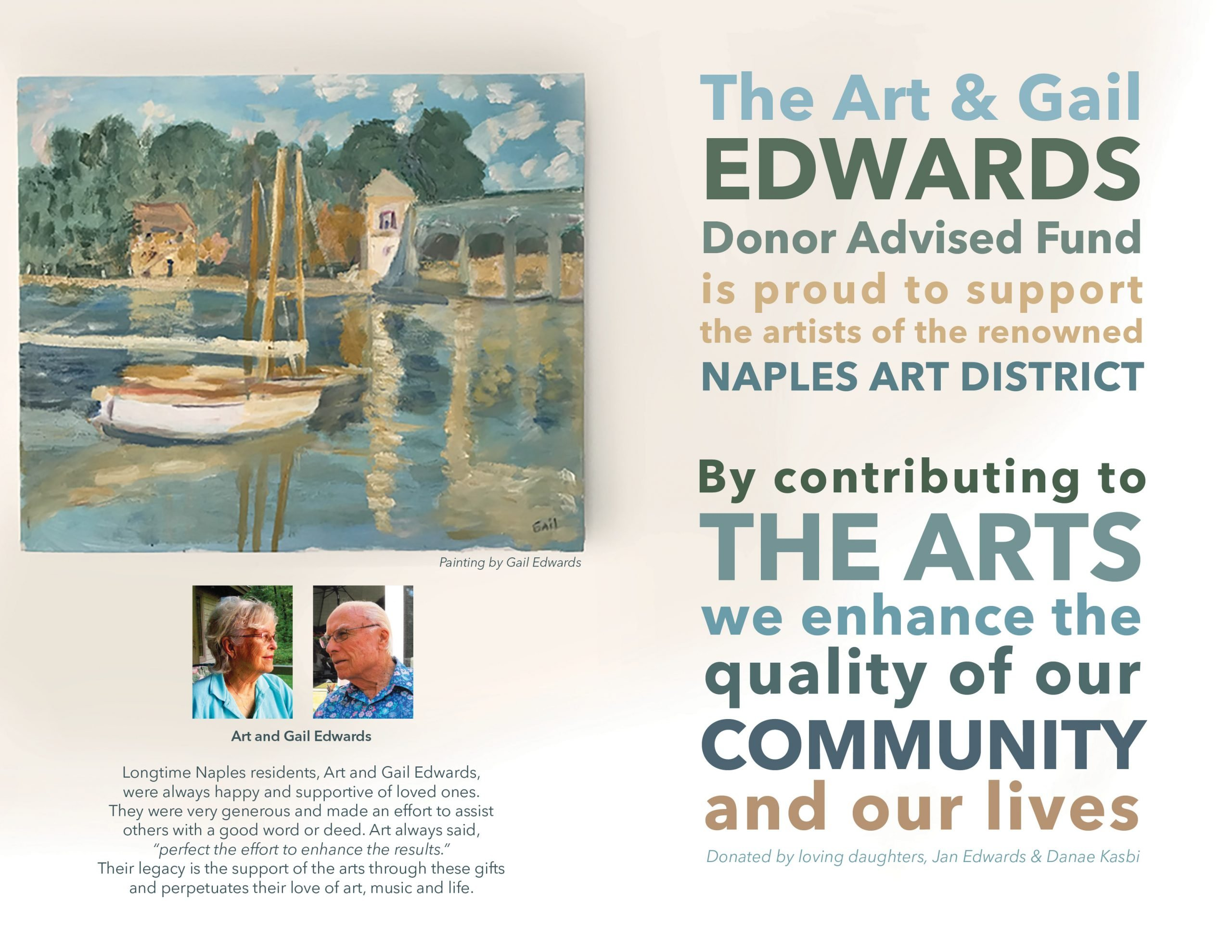 The Art & Gail Edwards Fund