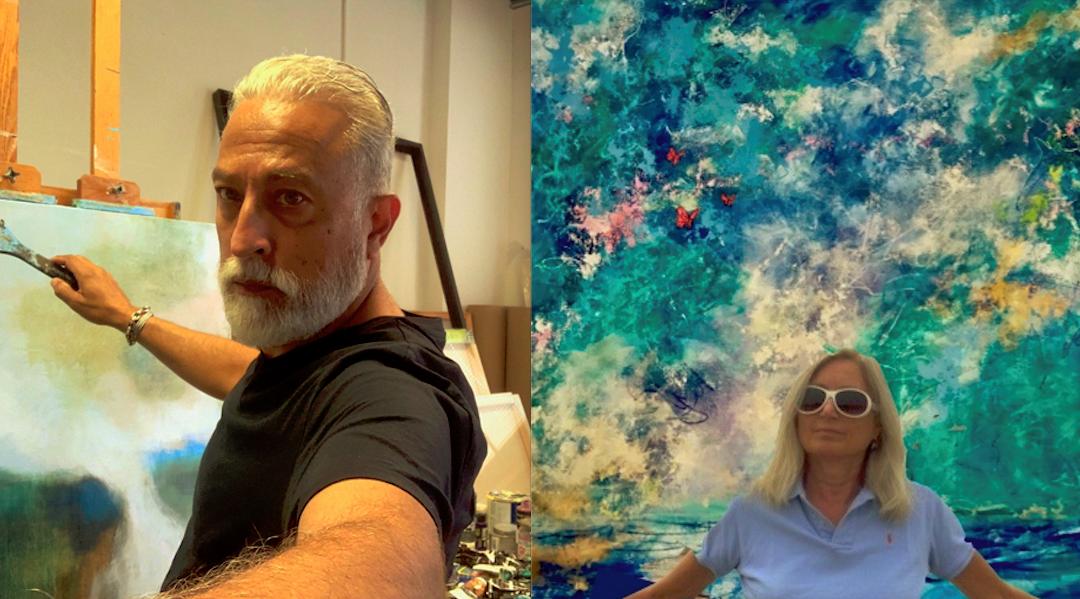 Artist Spotlight: Anika Savage and Arturo Samaniego