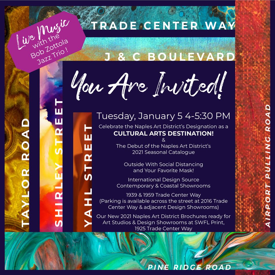 Collier County Cultural Arts Destination Designation