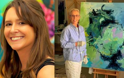 Artist Spotlight: Dora Knuteson & Jill Gordon
