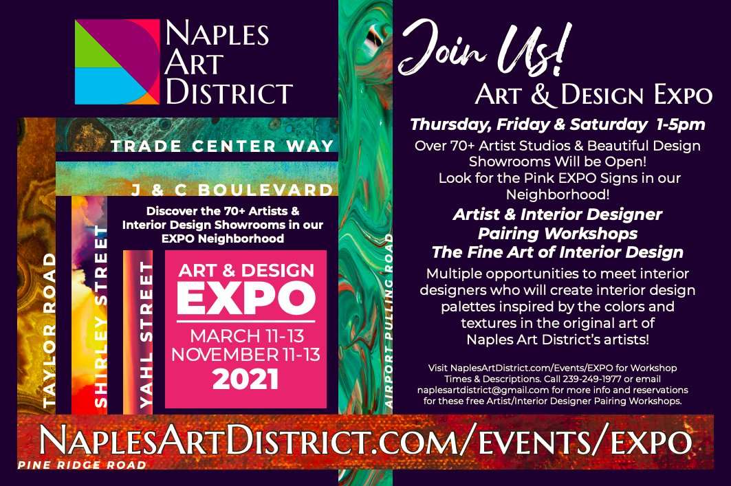 Naples Premier Art & Design Expo