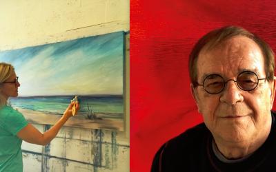 Artist Spotlight: Laurél Schmid & Richard Diedrich