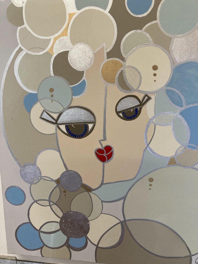 Alejandra Ponce naples fl artist