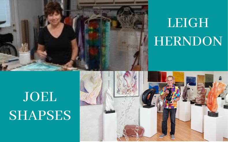 Artist Spotlight: Joel Shapses & Leigh Herndon