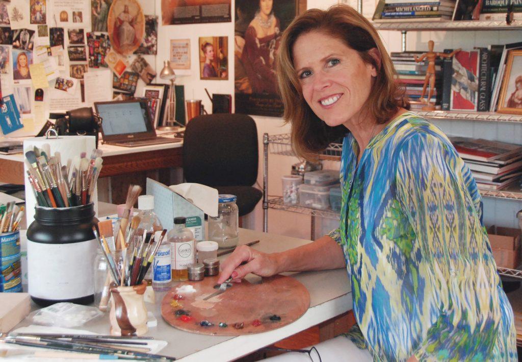 Patrice Schelkun naples fl artist