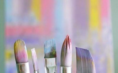 Paintbrush Basics: Bristles